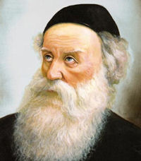 Rabbi Shneur Zalman of Liadi