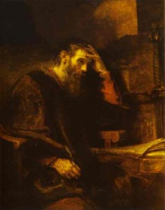 The_Apostle_Paul_-_Rembrandt